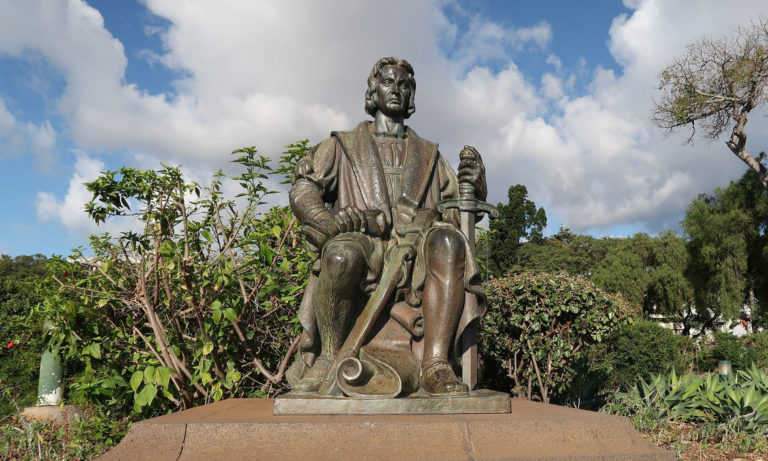 Heute ist Kolumbus-Tag