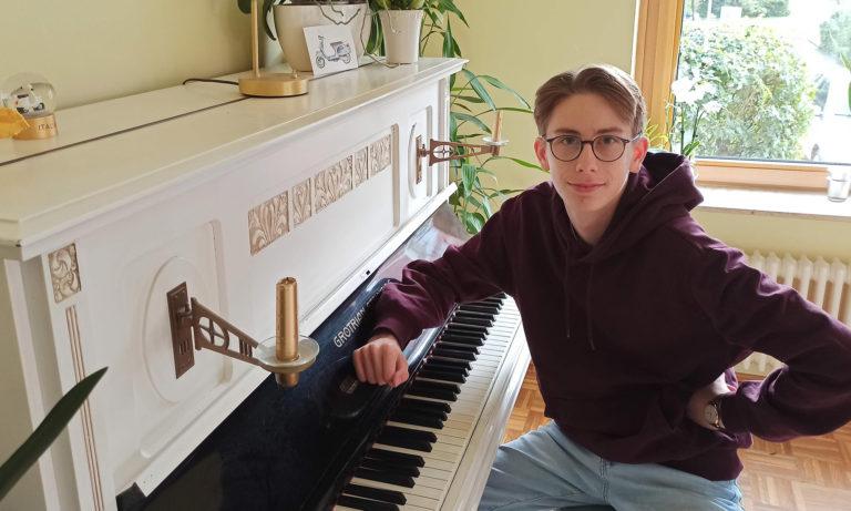 Nachwuchskomponist gewinnt Sonderpreis