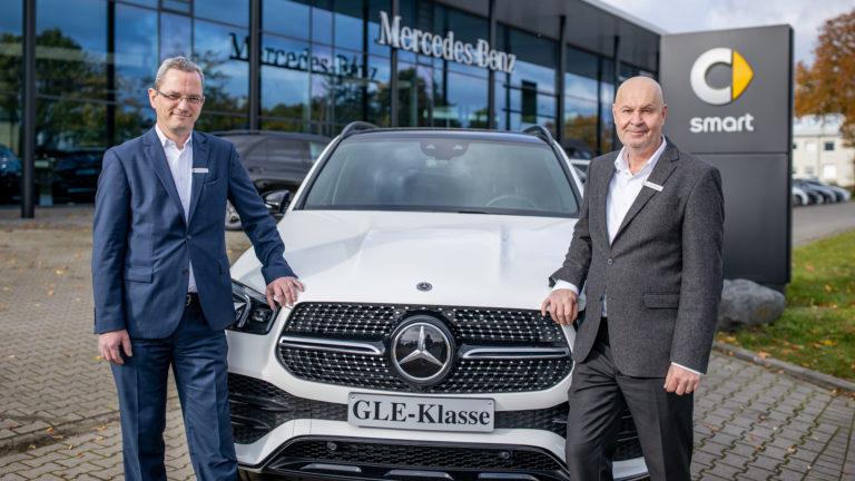 Mercedes: Rundum Premium