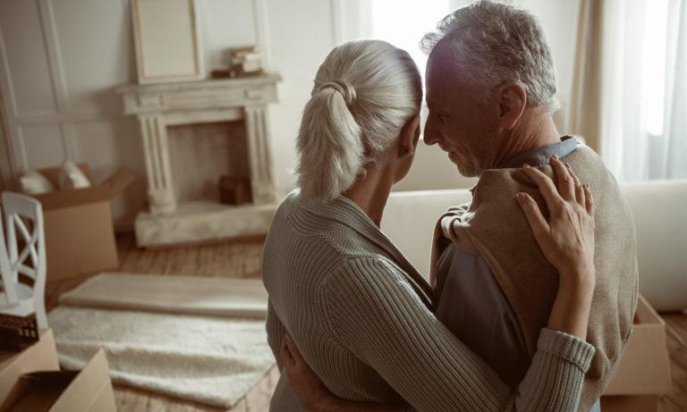 Entspanntes Umziehen für Senioren