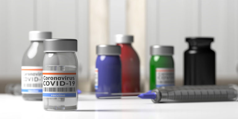 Corona-Impfzentrum ab Mitte Dezember