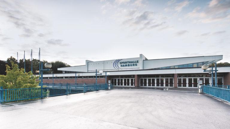 Sporthalle Hamburg kann ab Mitte Oktober wieder genutzt werden
