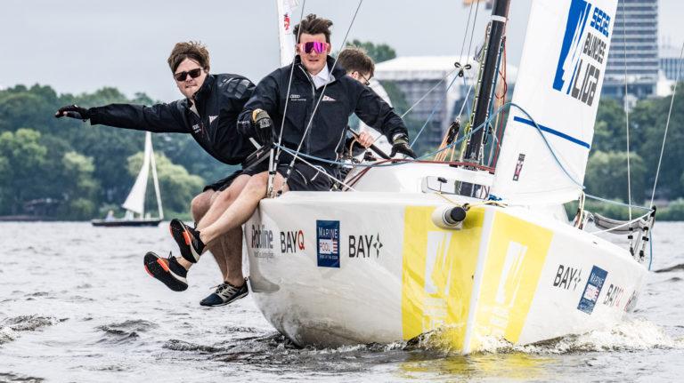2. Liga: Düsseldorfer Yachtclub siegt auf der Alster