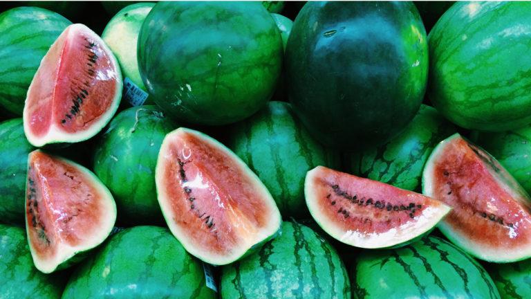 Beauty-Geheimnis Wassermelone!